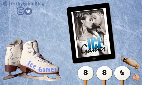 Ice skating @TrashyBibloBlog